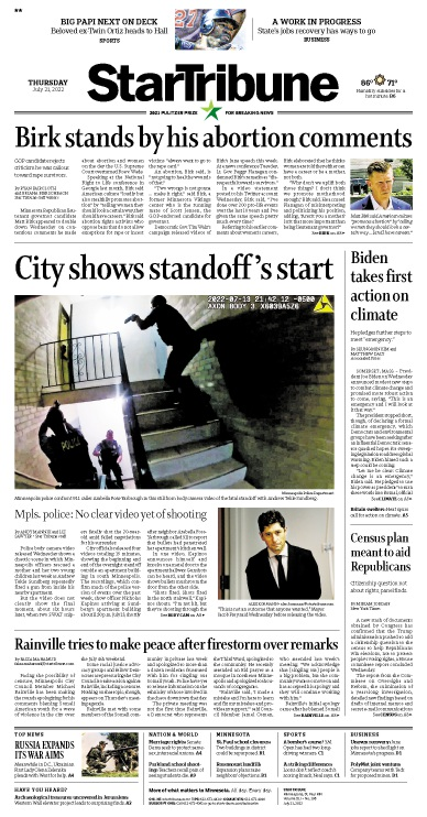 Eedition Startribune