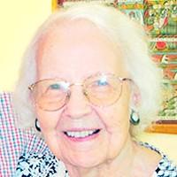 Doris Marie Hanson